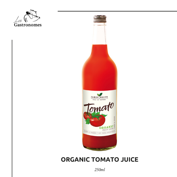 James White Organic Tomato Juice