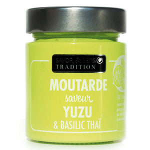 Mustard - Yuzu and Basilic Thai