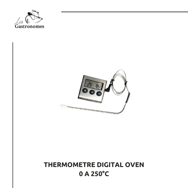 Thermometer Digital Oven