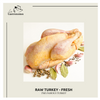 Fresh Turkey Free Range - France