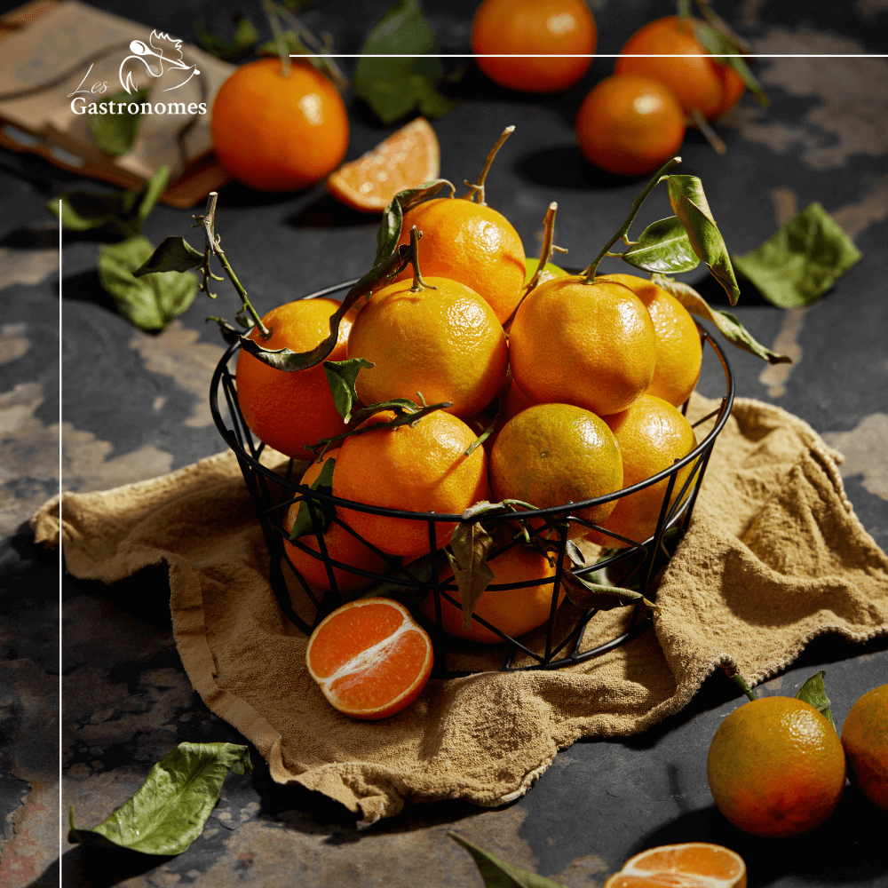 Oranges with Leafs - 1kg