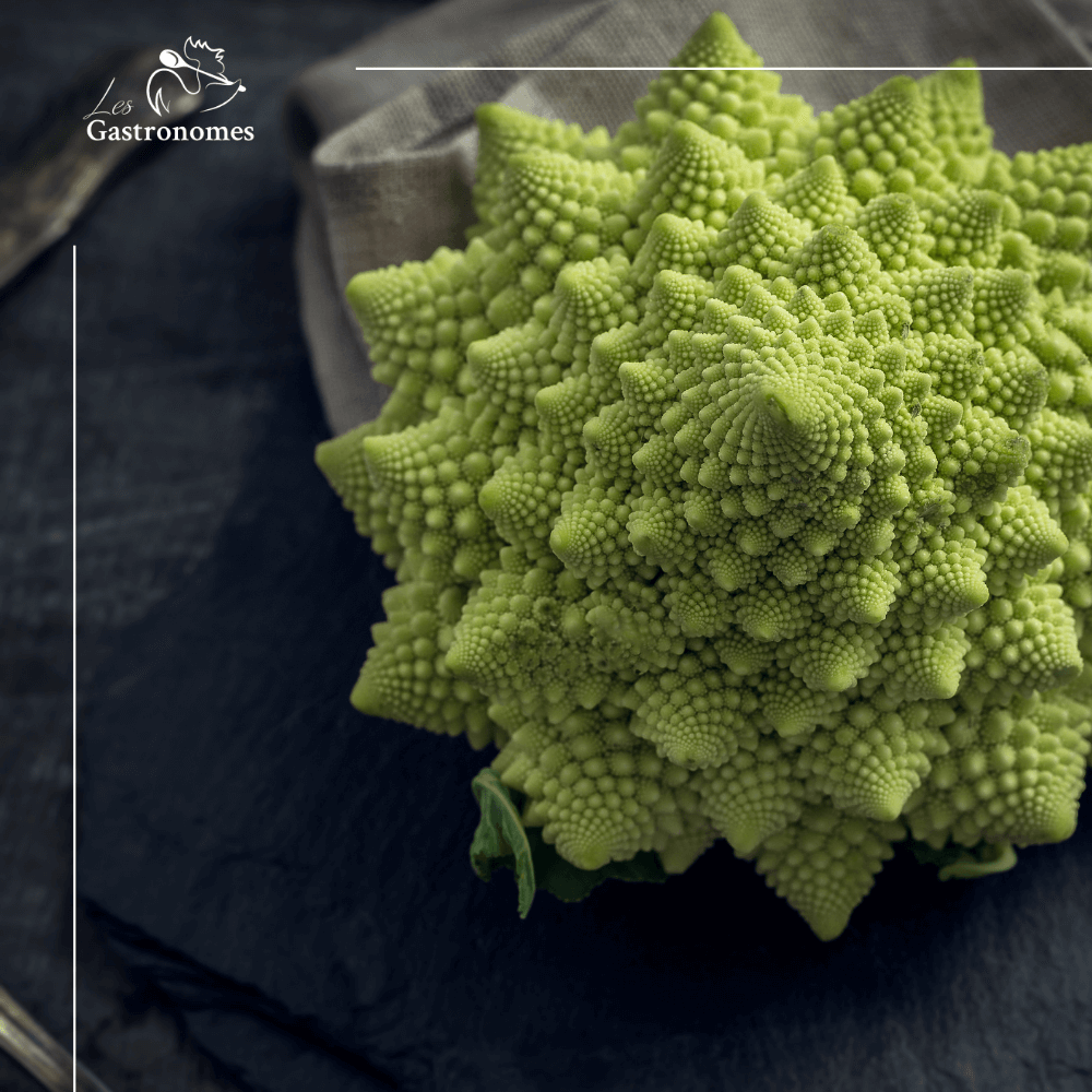 Romanesco Cauliflower - ±1kg