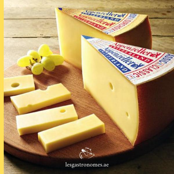 Cheese Appenzeller