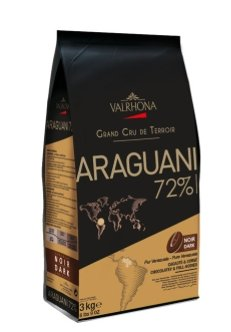 Araguani 72% Dark Chocolate - 3kg-Chocolate-Les Gastronomes