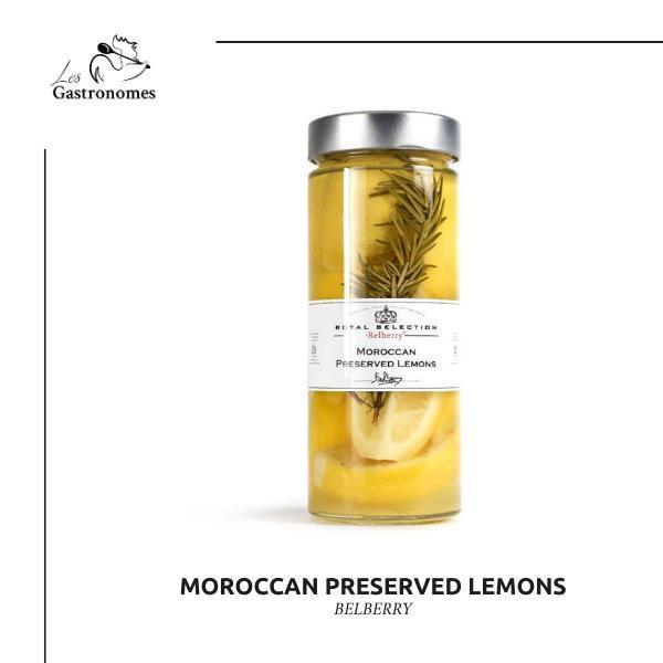 Belberry Moroccan Preserved Lemons
