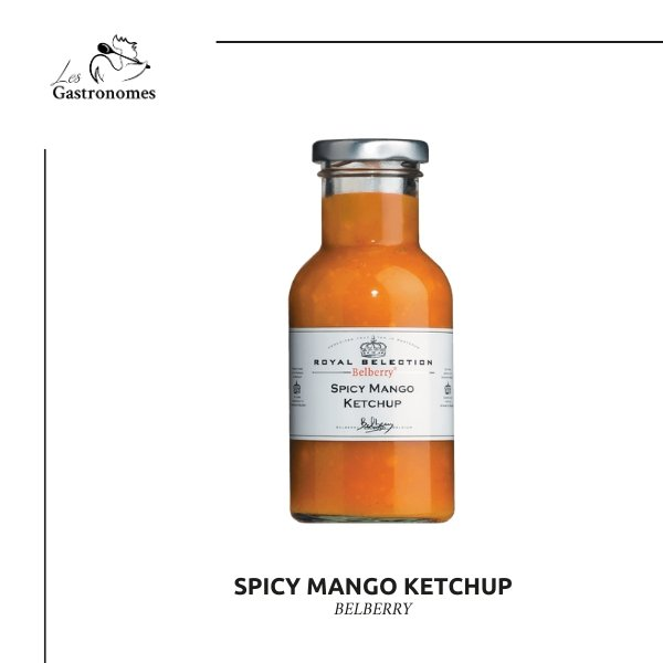 Belberry Spicy Mango Ketchup 1L