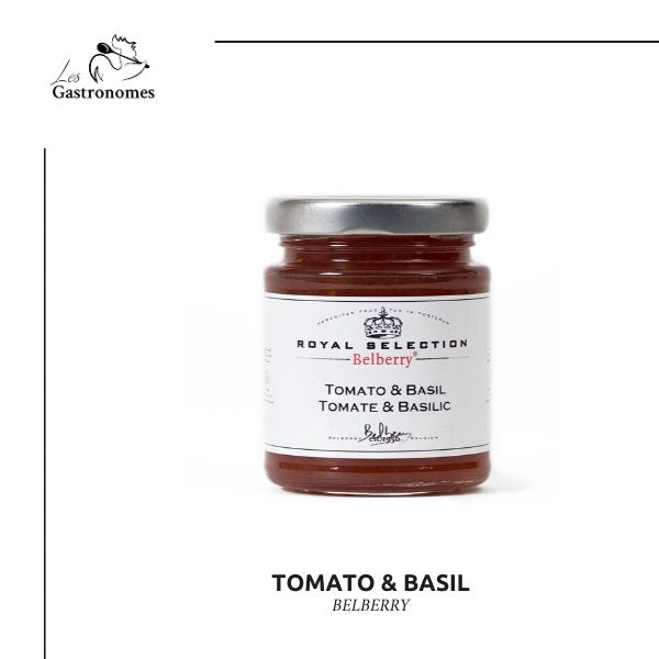 Belberry Tomato & Basil Confit 180g