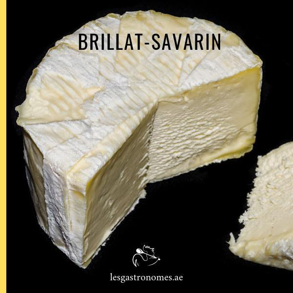 Cheese Brillat Savarin