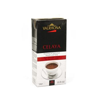 Celaya hot chocolate 17% - Les Gastronomes