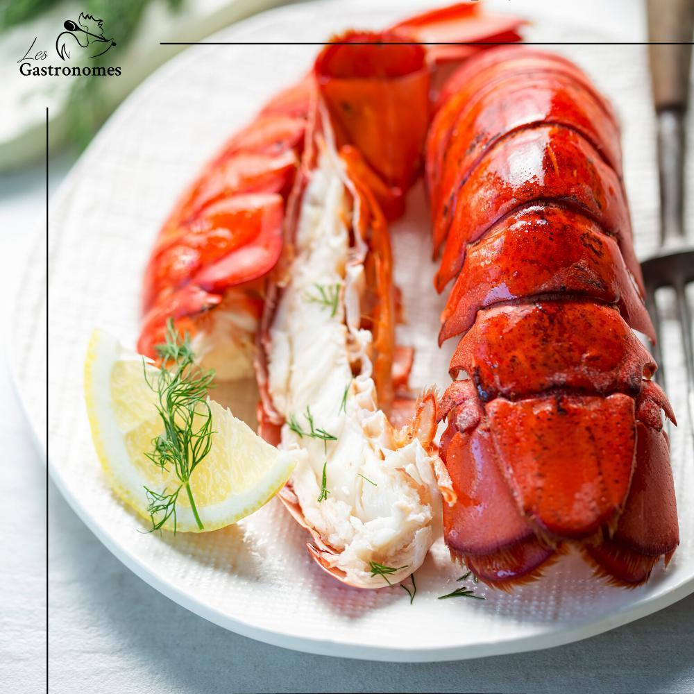 Cooked Canadian Lobster 600g to 800g - Les Gastronomes