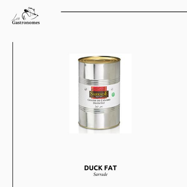 DUCK FAT-Poultry-Les Gastronomes