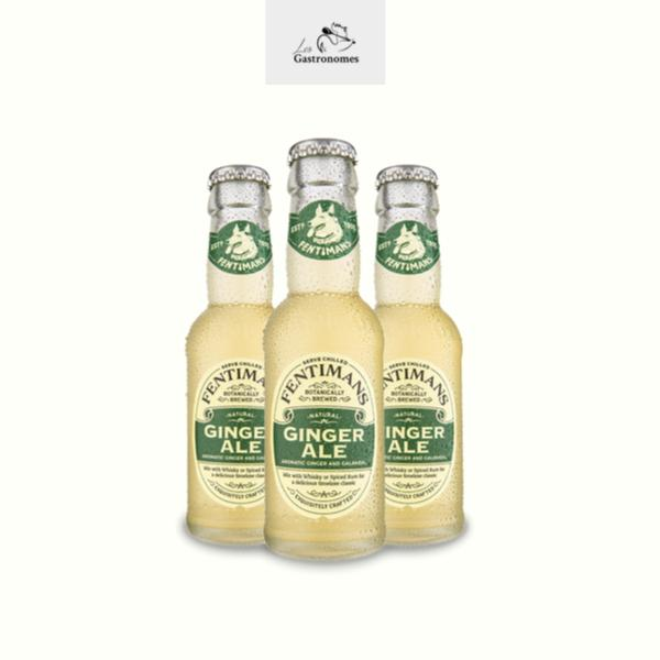 Fentimans Ginger Ale - 24 x 125ml - Les Gastronomes