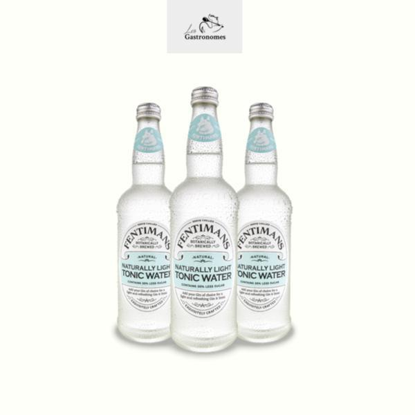 Fentimans Light Tonic Water - 24 x 125ml - Les Gastronomes