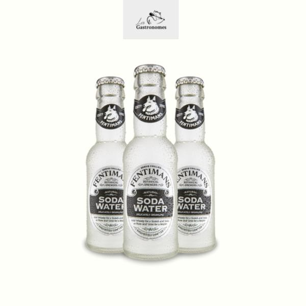 Fentimans Soda Water - 24 x 125ml - Les Gastronomes