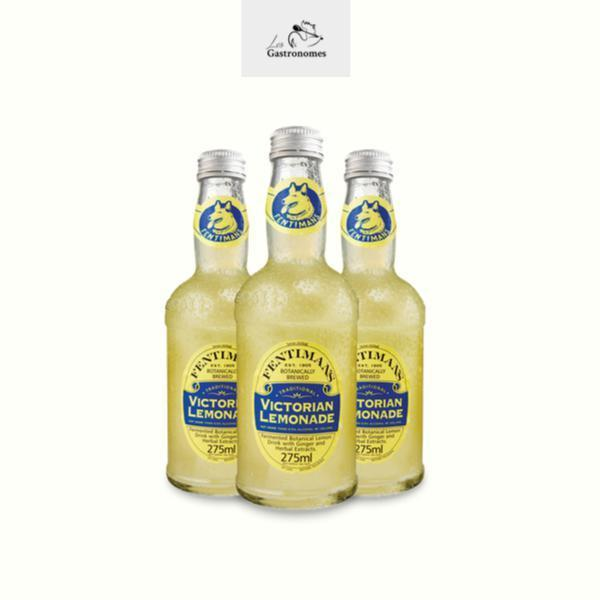Fentimans Victorian Lemonade - 12 x 275ml - Les Gastronomes