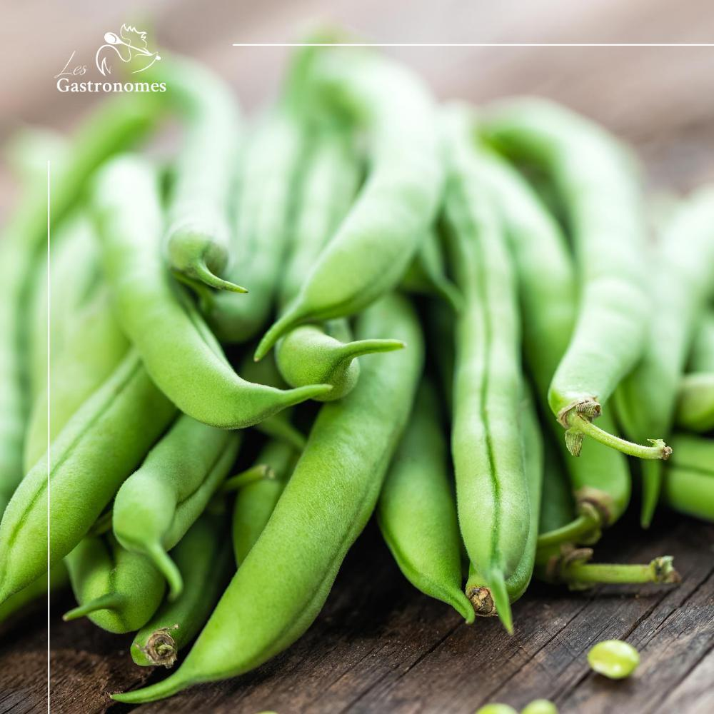 Green Beans - Haricot Vert - 500g-Fruits & Vegetables-Les Gastronomes