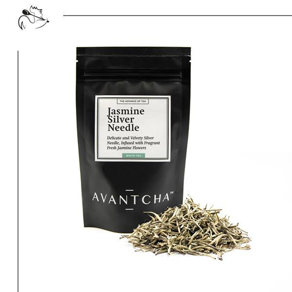 Jasmine Silver Needle - 50g - Les Gastronomes