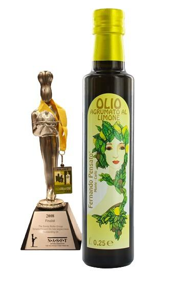 Lemon Olive Oil 250ml - Les Gastronomes