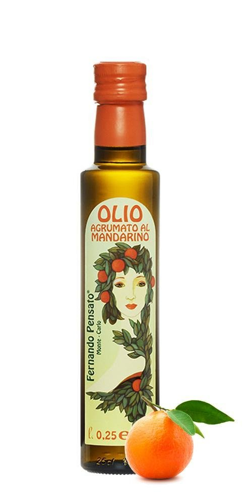 Mandarine Olive Oil 250 ml - Les Gastronomes