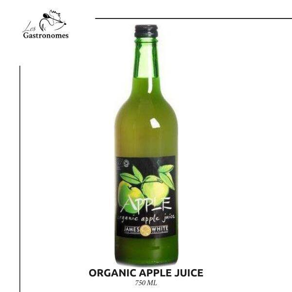 Organic Apple Juice 750 ml - Les Gastronomes