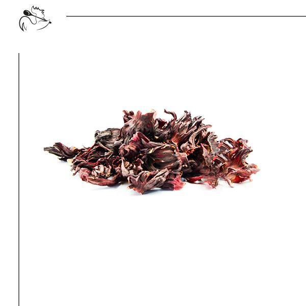 Organic Hibiscus Flowers - 250g - Les Gastronomes