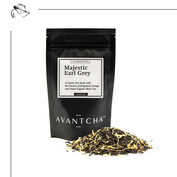 Organic Majestic Earl Grey - 50g - Les Gastronomes