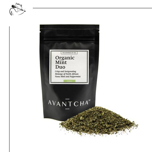 Organic Mint Duo - 30g - Les Gastronomes