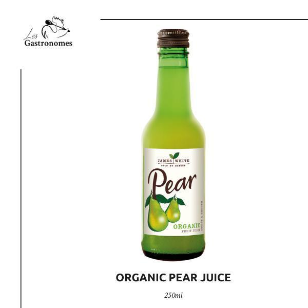 Organic Pear Juice 250 ml - Les Gastronomes