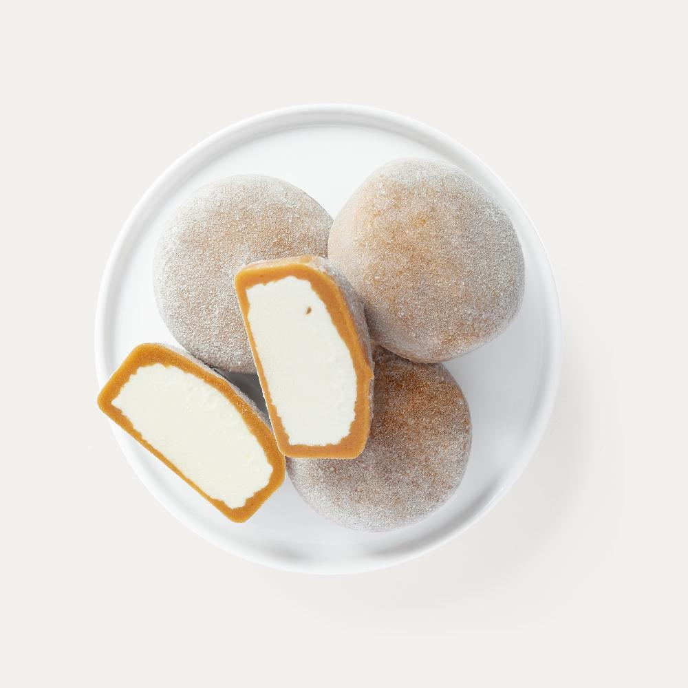 SALTED CARAMEL - MOCHI ICE CREAM - Les Gastronomes
