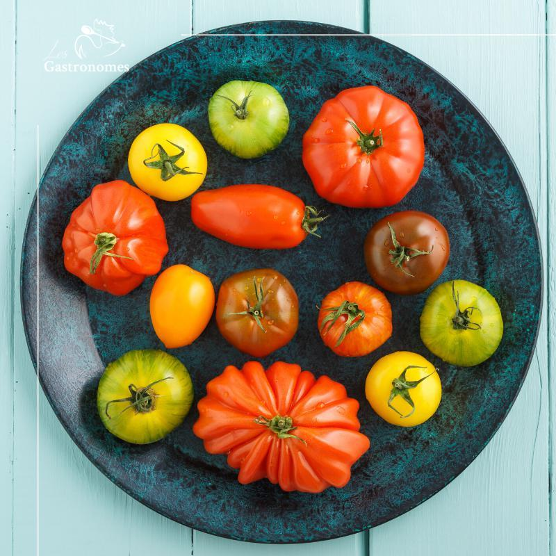 Tomatoes Heirloom - 3.5kg - Les Gastronomes