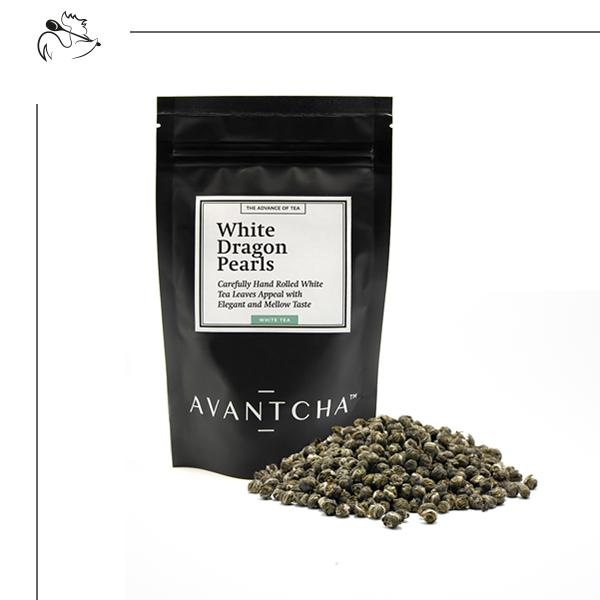 White Dragon Pearls - 50g - Les Gastronomes