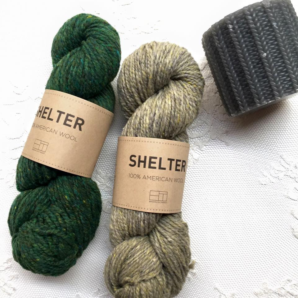 Brooklyn Tweed Shelter Collection