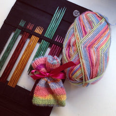 Knit Pro Set Ferri a Due Punte (DPN) 15cm Dreamz