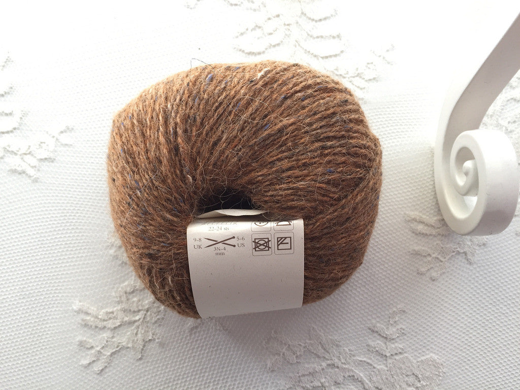 Rowan Felted Tweed 175 Cinnamon