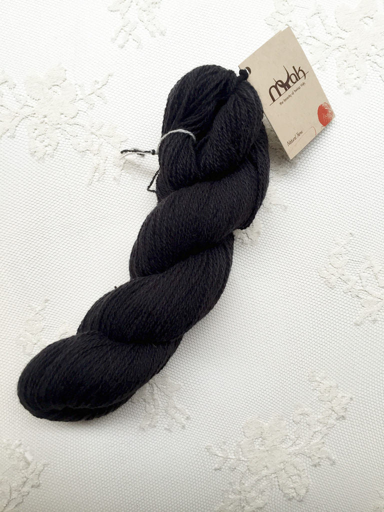 mYak Lace Midnight Blue