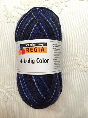 Regia 4-fadig colour