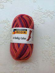 Regia 4-ply 3725 Candy