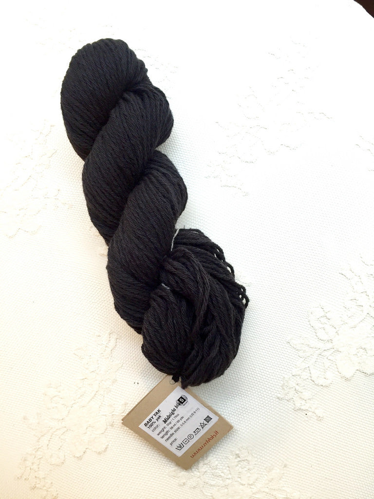 mYak Chunky Midnight Blue