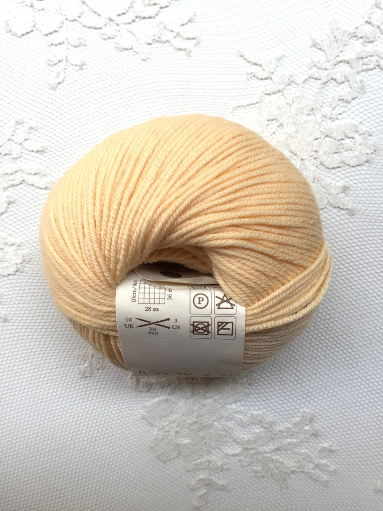 Rowan Super Fine Merino 4ply 267 Fresh