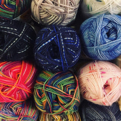 Regia 4-ply Collection