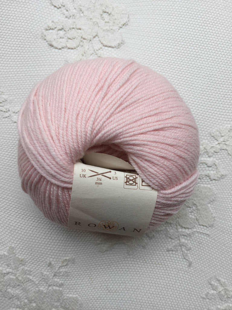 Rowan Super Fine 4ply 266 Blush