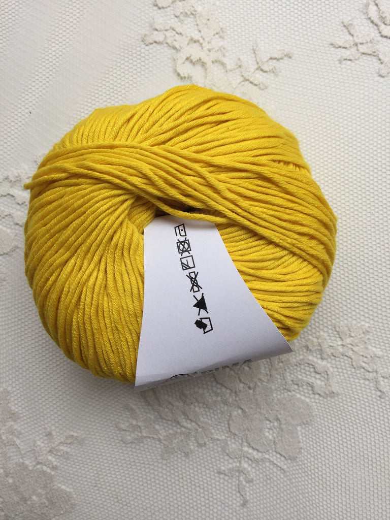 Bettaknit Pima Cotton Giallo