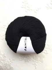 Bettaknit Pima Cotton Nero