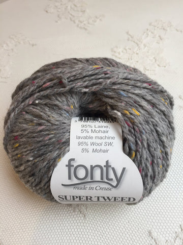 Fonty Super Tweed