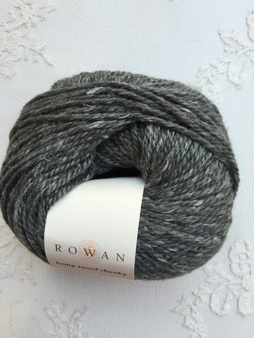 Rowan Hemp Tweed Chunky Collection #rowanyarns