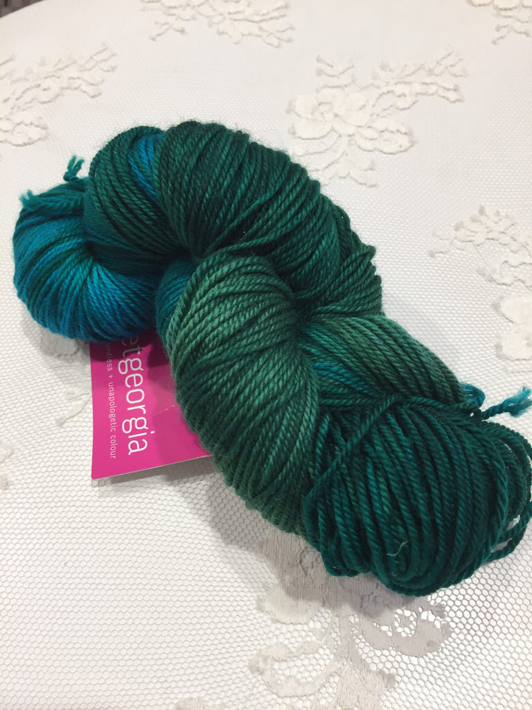 Sweet Georgia Superwash DK