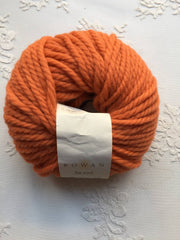 Rowan Big Wool 51 Burnt Orange