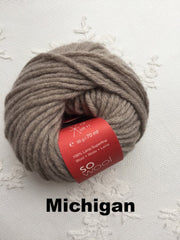Lanecardate So Wool Michigan
