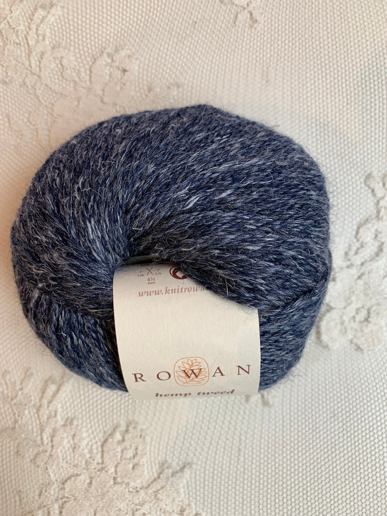 Rowan Hemp Tweed 147 Eclipse