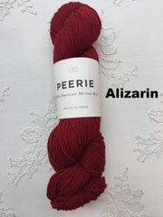Brooklyn Tweed Peerie Alizarin